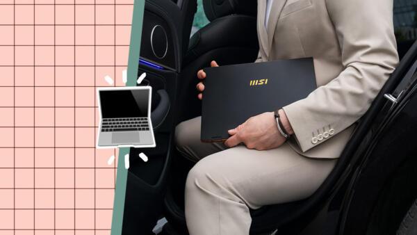 Соблюдай дедлайны и успевай на обед. Обзор ноутбука-трансформера для работы от MSI