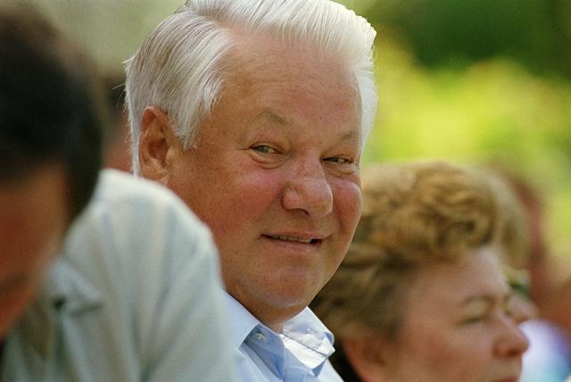Борис Ельцин. Несдержанные обещания