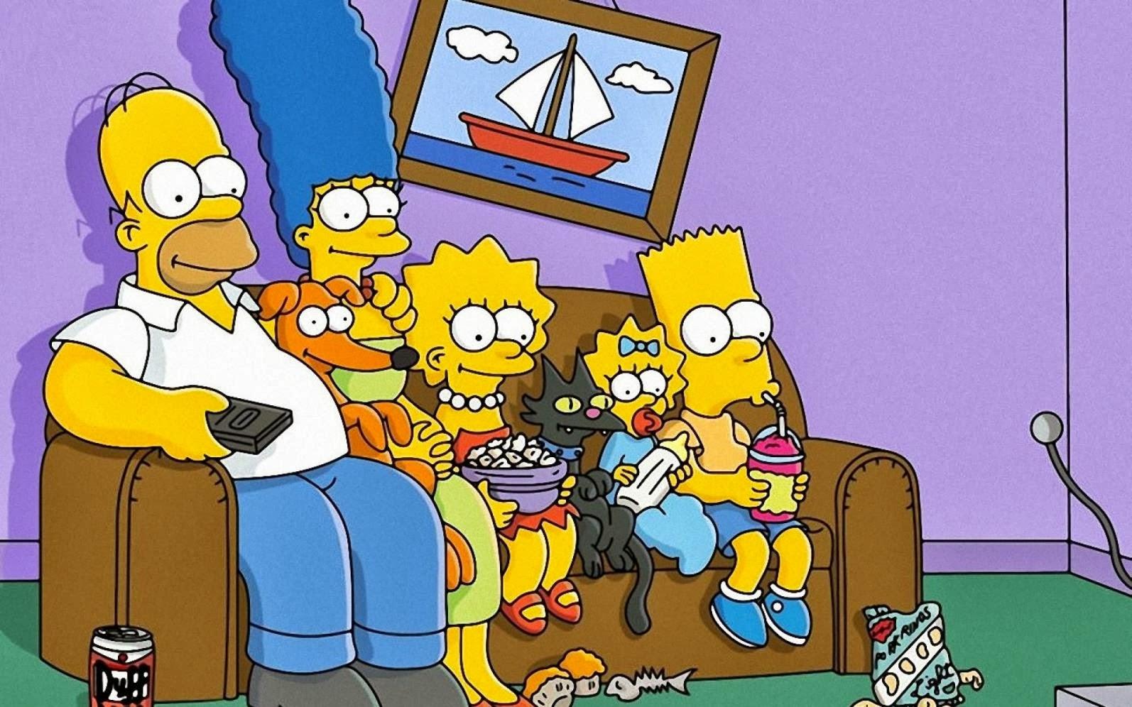 Сценарий «Симпсонов» писали математики