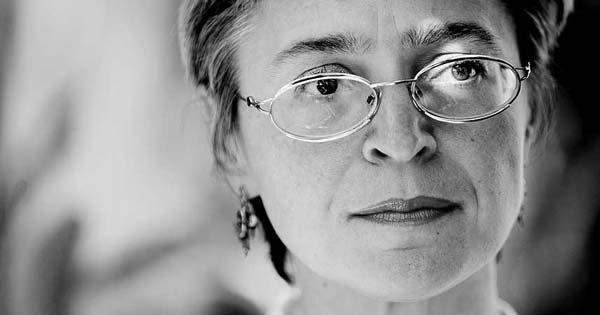 Анна Политковская. «Стоит ли журналистика жизни?»