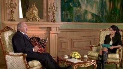 Лукашенко об Обаме: раньше чернокожие были рабами