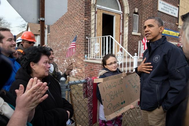 Обама — нации: в кризисе виноваты вымогатели-республиканцы