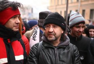 Юрий Шевчук заступился за активистов «Гринпис»