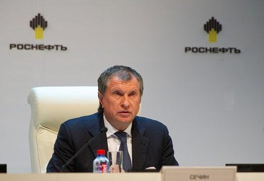 Сечин стал самым дорогим топ-менеджером России