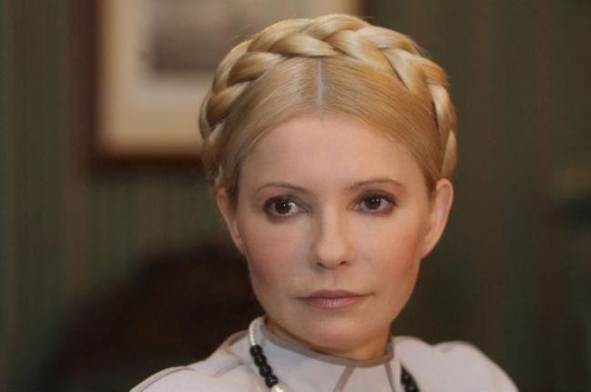 Украина оставила Тимошенко без Европы