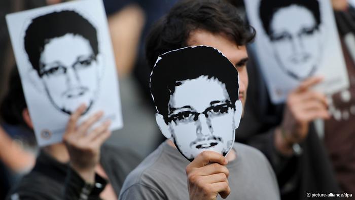 Сноуден хочеть уехать из РФ в Бразилию