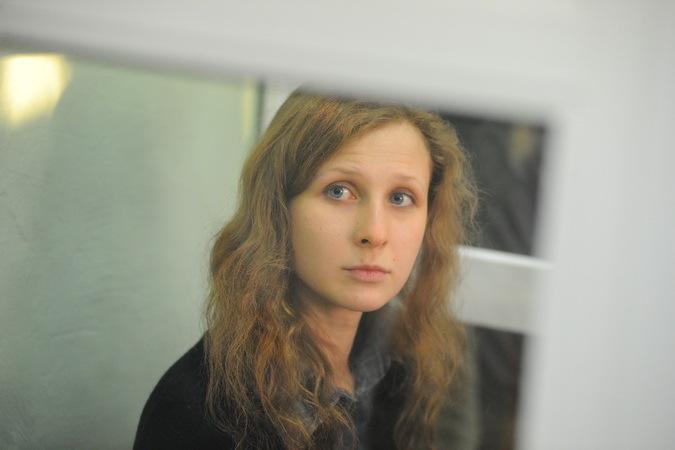 Мария Алехина вышла на свободу