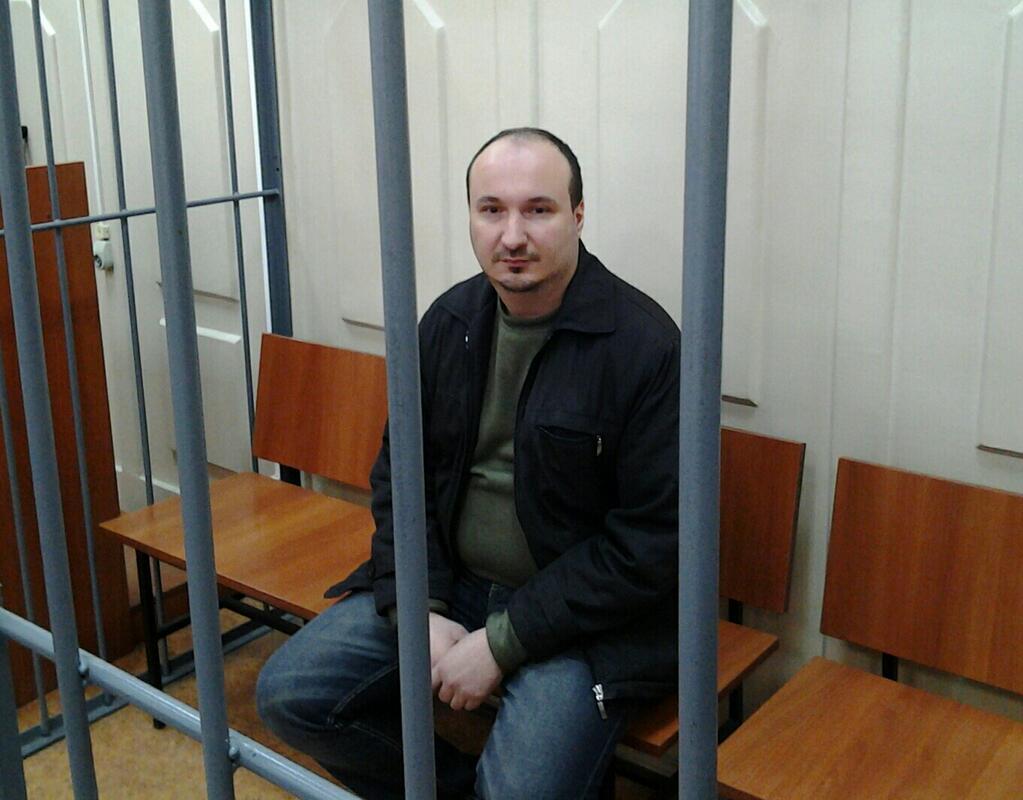 ФСИН готовит амнистию для еще одного «болотного»