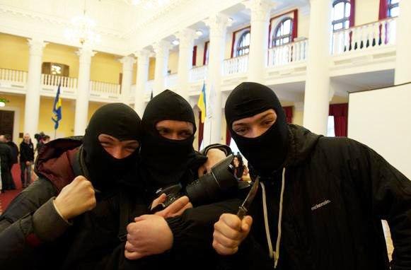 «Правый сектор» Майдана