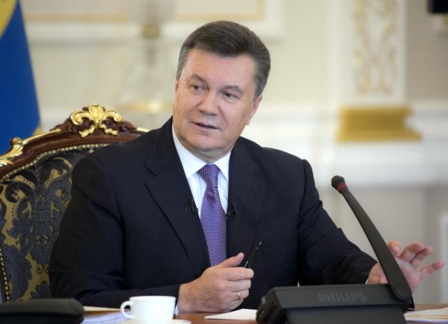 Янукович согласился отменить «законы 16 января»