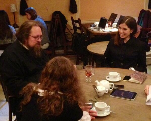 Кураев встретился с Pussy Riot: «Церковь из гонимой стала казнящей»