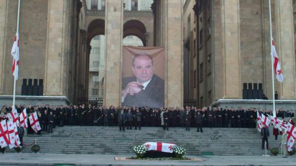 Грузия взялась на расследование смерти Жвания, его тело эксгумируют