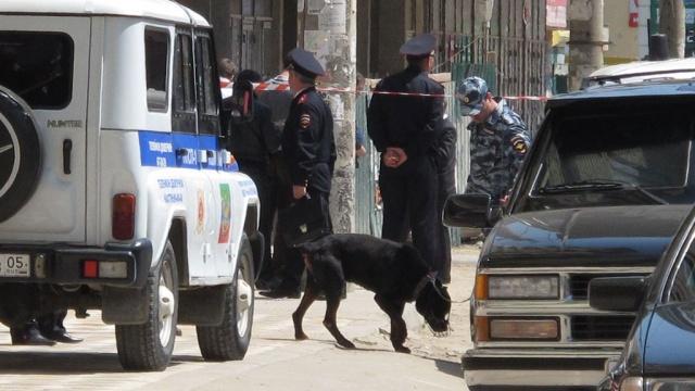 МВД заказало прибор, засекающий смертников за 10 метров