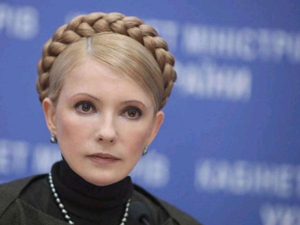 Юлия Тимошенко запрещает слушать Януковича