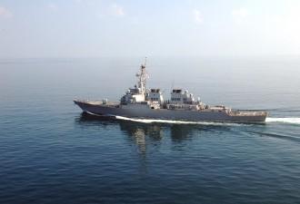 Эсминцы США вошли в Черное море, движутся к Украине