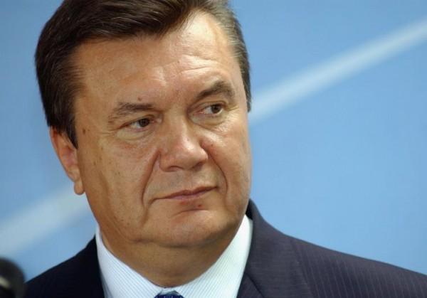 Янукович согласился на досрочную отставку и изменение Конституции