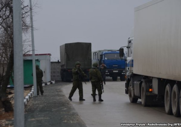 Радио «Свобода»: военные заблокировали авиа-навигацию в Крыму