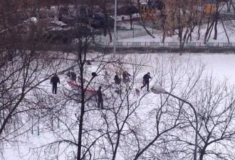 МВД: школу в Москве захватил ученик старших классов, погибли учитель и полицейский