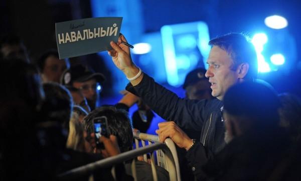 Навальному дали 7 суток, испытательный срок по «Кировлесу» увеличат
