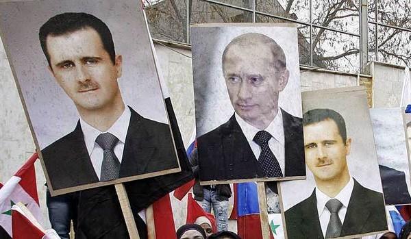 Bloomberg: Россия поддержала досрочные выборы в Сирии
