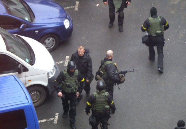 The Daily Beast публикует фото снайперов с Майдана: стреляли бойцы «Альфы»