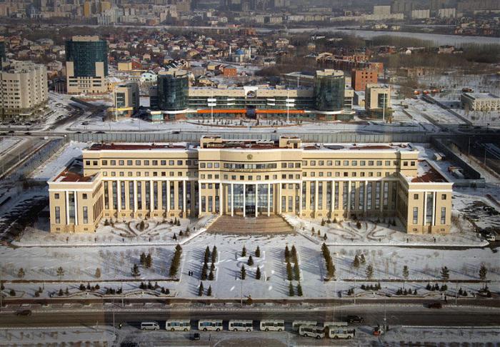 Казахстан критикует Москву за ввод войск в Украину