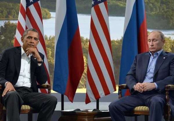Обама о пресс-конференции Путина: не думаю, что ему удастся кого-либо одурачить