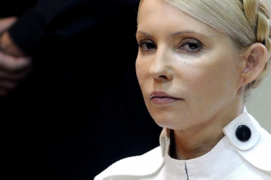 Тимошенко: российский флот нужно убрать из Крыма