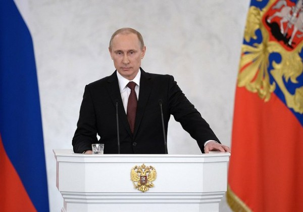 Главное в речи Путина о Крыме, НАТО и «национал-предателях»