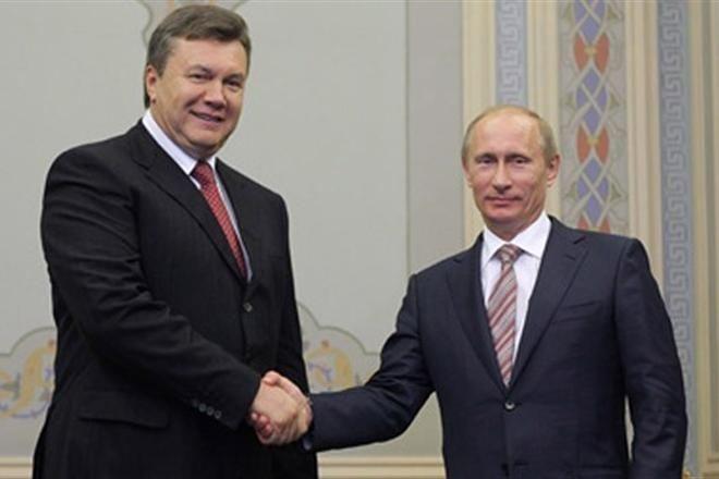 Путин: Россия спасла Януковичу жизнь, его бы убили