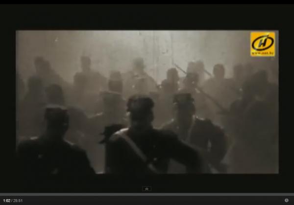 ГосТВ Белоруссии показывает фильм об опасности российской империи