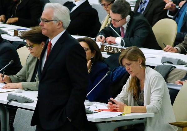 ООН не признала присоединение Крыма, но Чуркин говорит о победе