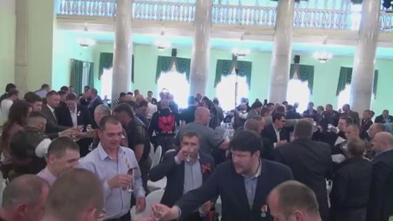"""Церемония награждения, фото """"Новой газеты"""""""