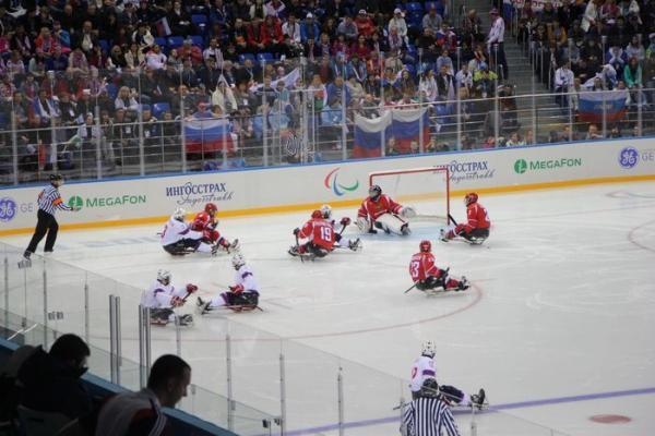 История хоккеиста