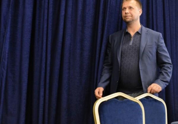 Белковский: лидера ДНР Бородая генералом ФСБ сделал я
