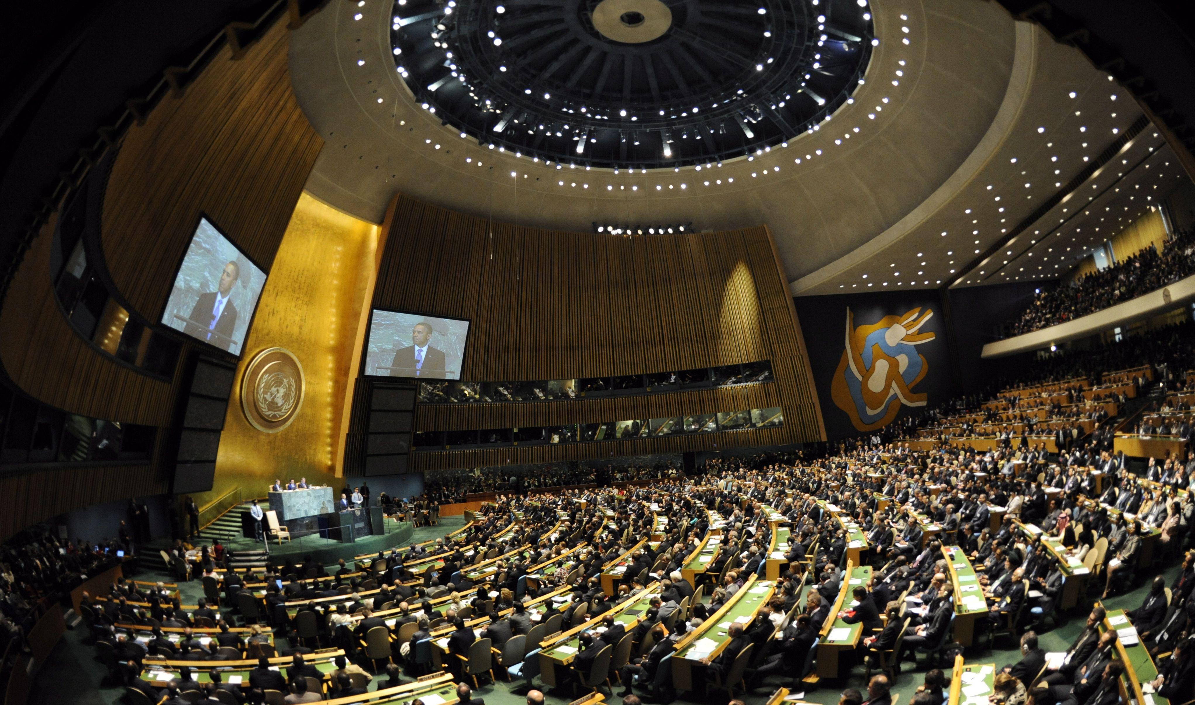Об «антироссийском» международном праве. Что говорит Конституция