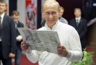 Путин-царь, русский волк в лесах Украины, секретное оружие Кремля. Обзор западных колонок