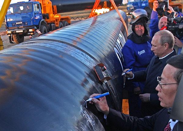 «Газпрому» не удалось договориться с Китаем о поставках по «западному маршруту»