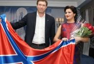 Акция Нетребко с поддержкой Донецкого театра обернулась скандалом