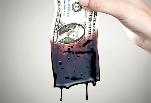 Цены на нефть добрались до пятилетнего минимума из-за скидки Ирака