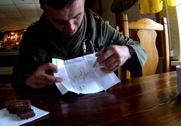 Гостеприимство и водка. Польский студент доехал автостопом до Магадана (Видео)