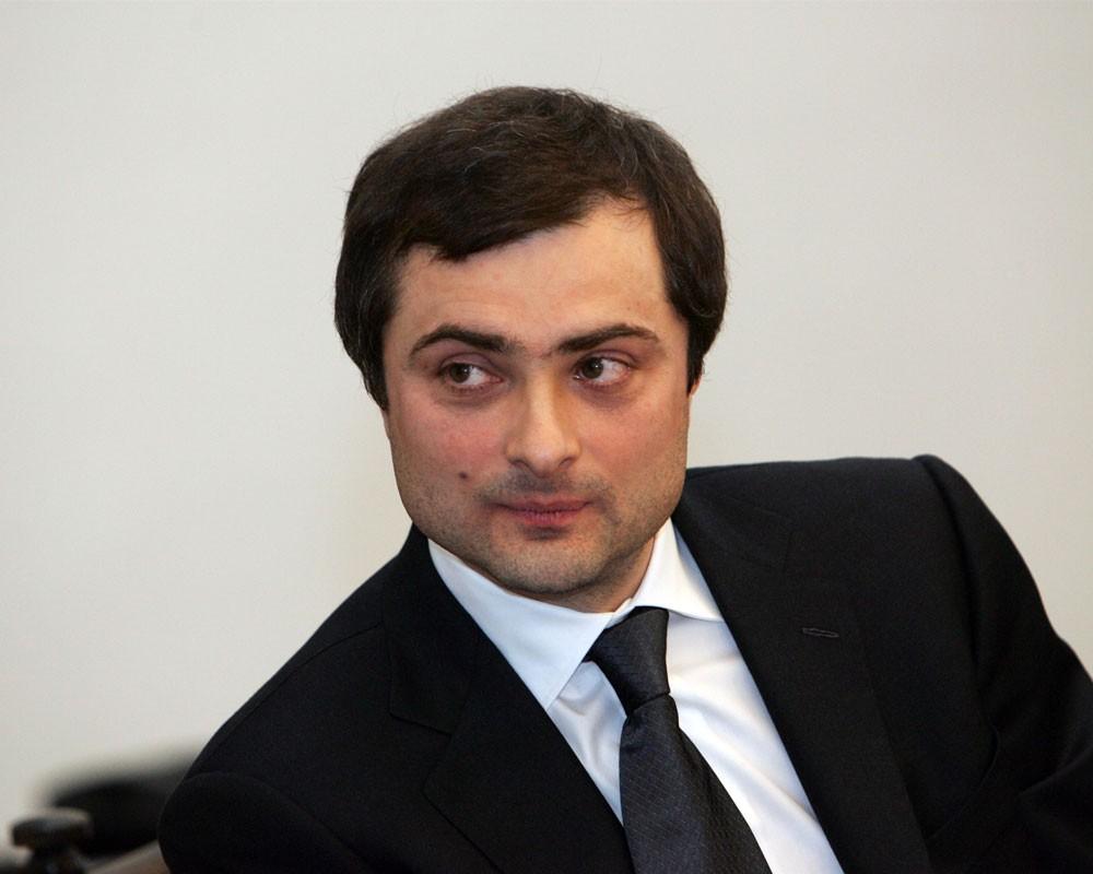 Сурков и дворкович порно