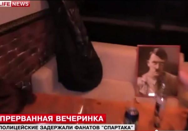 Суд оштрафовал троих участников вечеринки с портретом Гитлера на тысячу рублей