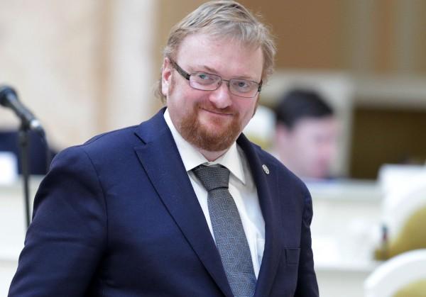 Шевченко извинился перед Милоновым за «бывшего гея»