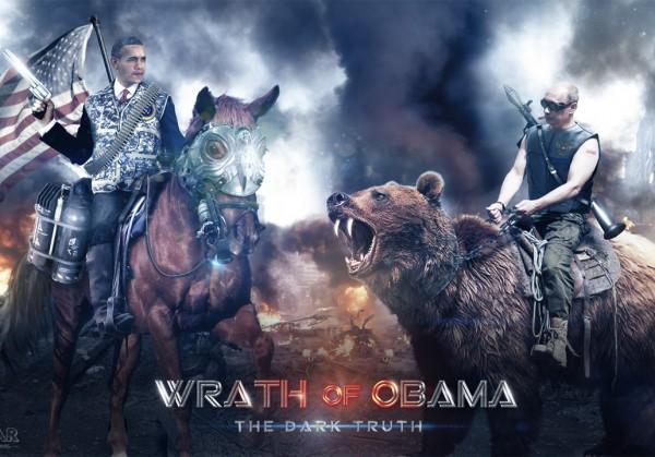 В новой игре для смартфонов Путин и Обама объединятся против армии зомби Ленина