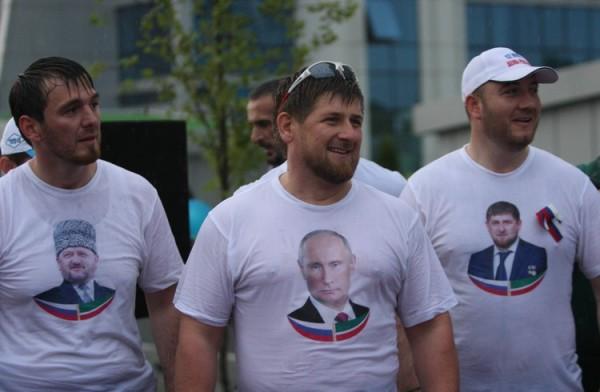 Праздничные мероприятия в честь Дня России в Чечне