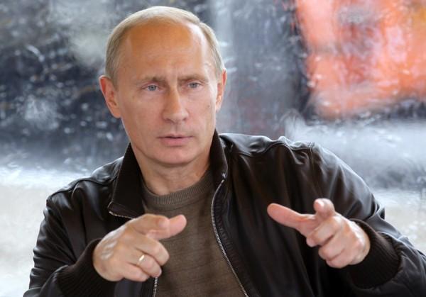 Читатели TIME выбрали Путина самым влиятельным человеком планеты