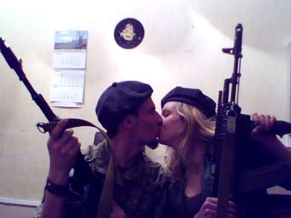 В Киеве задержана 19-летняя наци Заверуха88 после убийства милиционера (фото/видео)