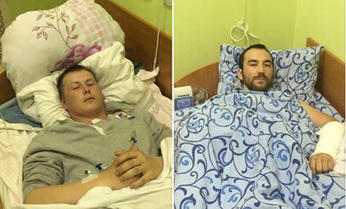МИД РФ обсудили с украинским дипломатом судьбу «ГРУшников»