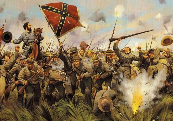 Создатели стратегии про битву при Геттисбурге отказались удалять флаги Конфедерации по требованию Apple
